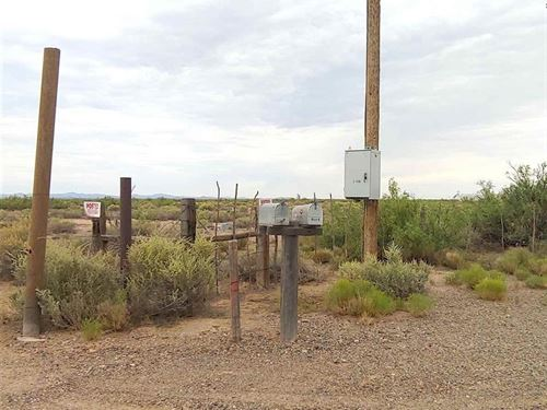 Farm Land For Sale in Deming : Deming : Luna County : New Mexico