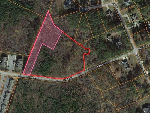Building Lot Close to Kerr Lake, VA : South Hill : Mecklenburg County : Virginia