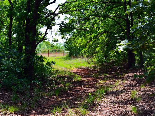 No Reserve Multi-Parcel Auction : Chandler : Lincoln County : Oklahoma