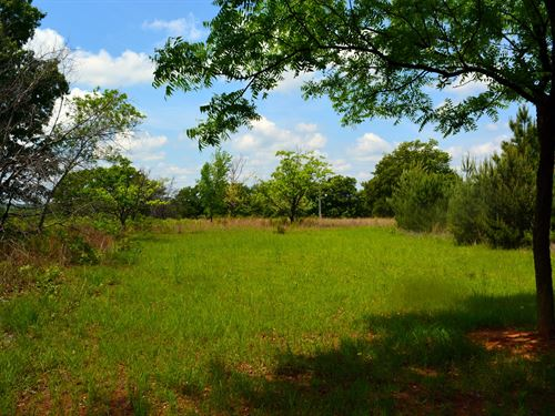 No Reserve Land Auction 72 Acres : Chandler : Lincoln County : Oklahoma
