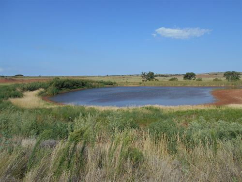 160 Acres M/L, Woods County : Waynoka : Woods County : Oklahoma