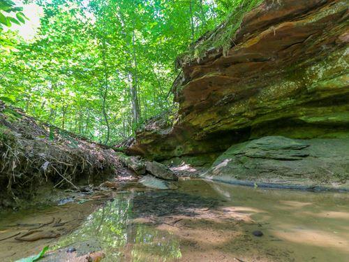 Sr 555, 6 Acres : Cutler : Washington County : Ohio