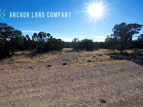 Beautiful 40 Acre Ranch Lot 12 : Corona : Torrance County : New Mexico