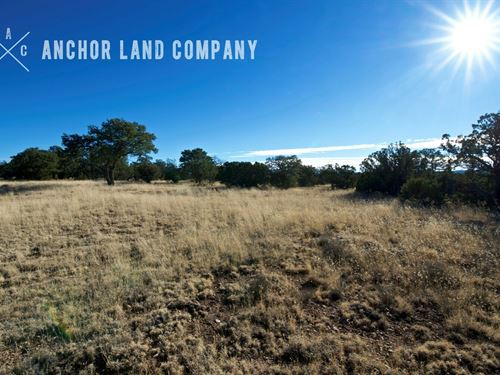 Beautiful 40 Acre Ranch Lot 16 : Corona : Torrance County : New Mexico