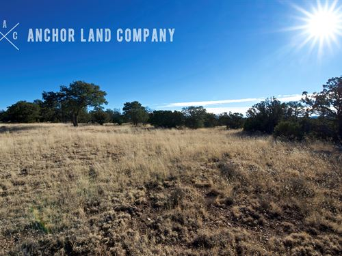Beautiful 40 Acre Ranch Lot 17 : Corona : Torrance County : New Mexico