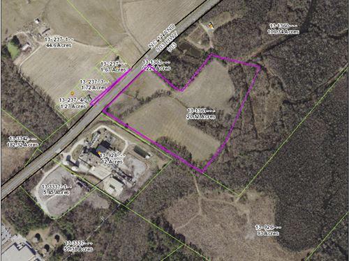 Multi-Purpose Land On Nc Hwy 11 : Kenansville : Duplin County : North Carolina