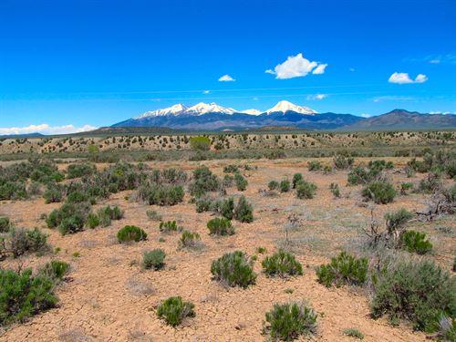 Power Poles, Near Lake, $199/Month : Fort Garland : Costilla County : Colorado