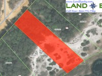 Buildable Lot With Owner Financing : Interlachen : Putnam County : Florida
