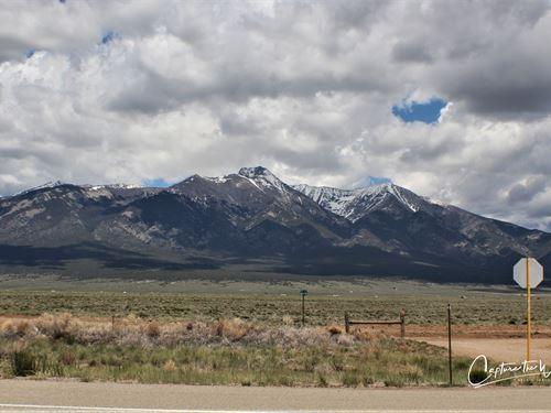 Plenty Of Space To Build & Play : Blanca : Costilla County : Colorado