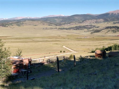 Colorado Mtn Acreage Domestic Well : Como : Park County : Colorado