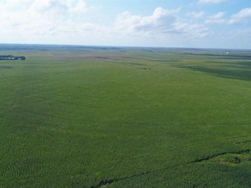 Hayes County Pivots And Drycrop : Grainton : Hayes County : Nebraska