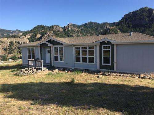 Montana Mountain Home Missouri : Cascade : Montana