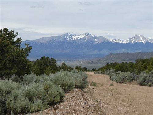 Excellent 5 Acre Lot In Ft Garland : Fort Garland : Costilla County : Colorado