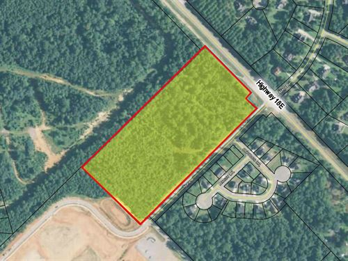Development Opportunity : Gray : Jones County : Georgia