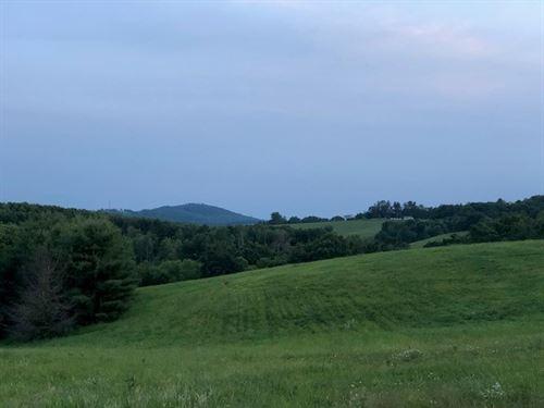 Beautiful Farm Land Between Floyd : Willis : Floyd County : Virginia