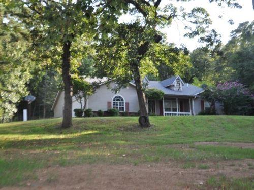Poteau, Oklahoma Country Home : Poteau : Le Flore County : Oklahoma