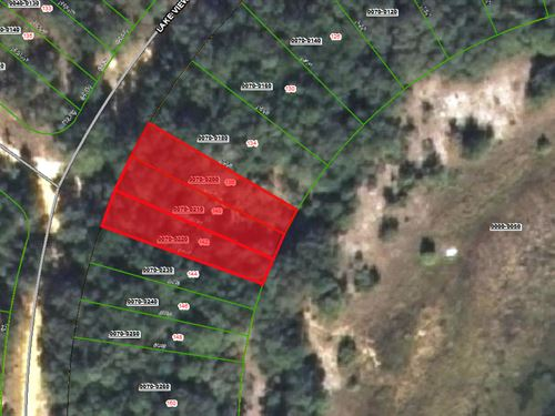 3 Buildable Lots, Financing Avail : Inter : Putnam County : Florida