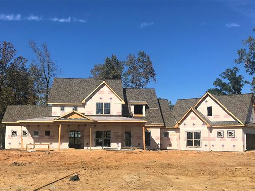 New Construction Ironwood : Starkville : Oktibbeha County : Mississippi