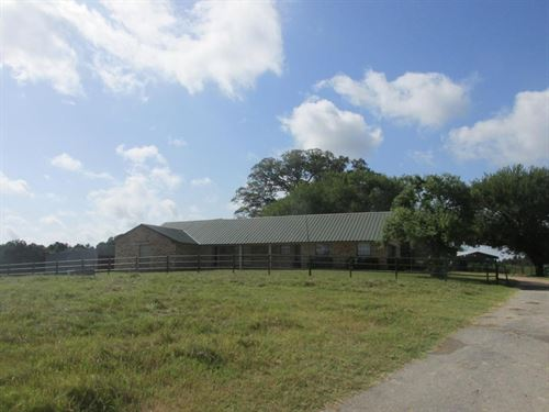 Land, Home In Anderson County : Palestine : Anderson County : Texas