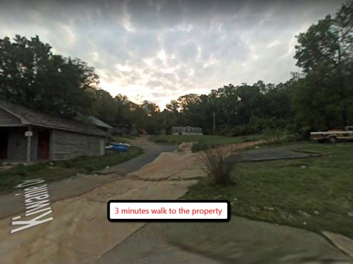 Secluded Property In Sharp County : Hardy : Sharp County : Arkansas