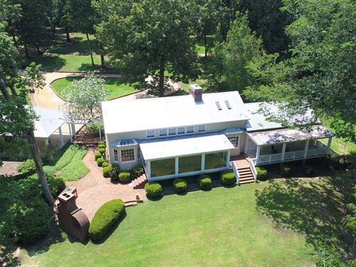 Lodge At Lake Miccosukee : Miccosukee : Leon County : Florida