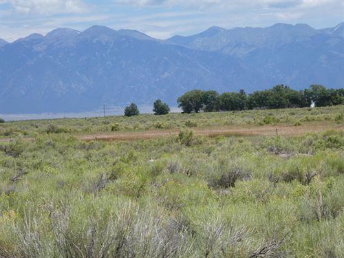 40 Acres With Spring In Saguache Co : Center : Saguache County : Colorado