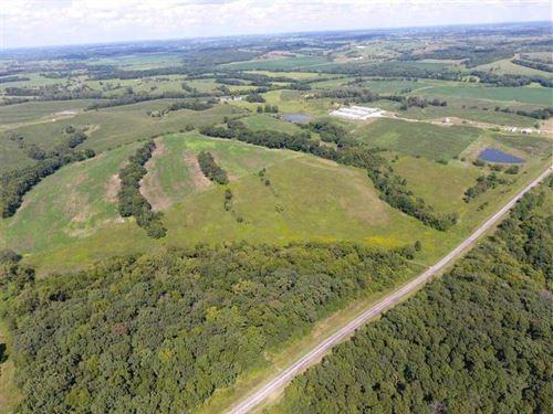 Sullivan County Timber/Crp/Hunt : Browning : Sullivan County : Missouri