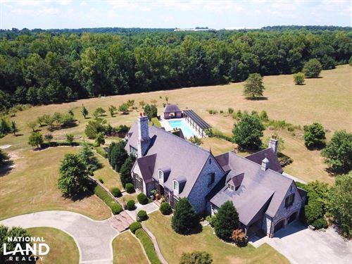 Northeast Georgia Estate : Canon : Hart County : Georgia