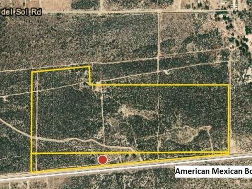 905 Tierra Del Sol Rural/Agricultur : Boulevard : San Diego County : California