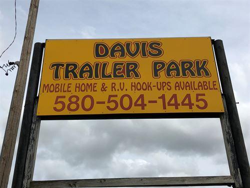 Bestroi Rvpark Trailerpark Hiking : Davis : Carter County : Oklahoma