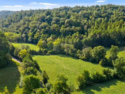 Land Near Hiwassee River : Reliance : Polk County : Tennessee
