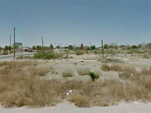 .46 Acres Of Developing Land : El Paso : Texas