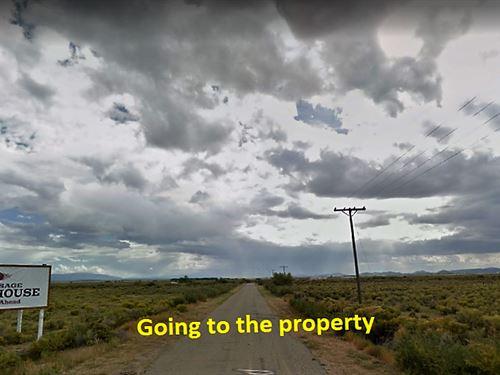 Big Colorado Skies : Blanca : Costilla County : Colorado