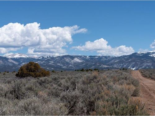 Beautiful Property Near In Sanchez : San Luis : Costilla County : Colorado