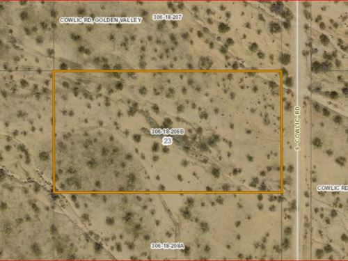 1.17 Acres In Mohave County Az : Golden Valley : Mohave County : Arizona