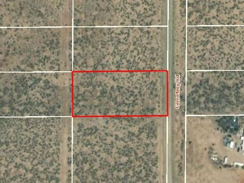 1.03 Acres In Lake County Or : Silver Lake : Lake County : Oregon