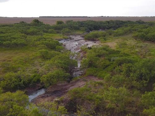 Incredible 80 Acre Hunting Propert : Megargel : Archer County : Texas