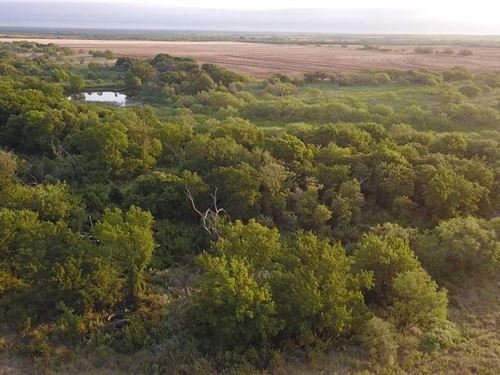 The Perfect Little Ranch, 80 Acres : Megargel : Archer County : Texas