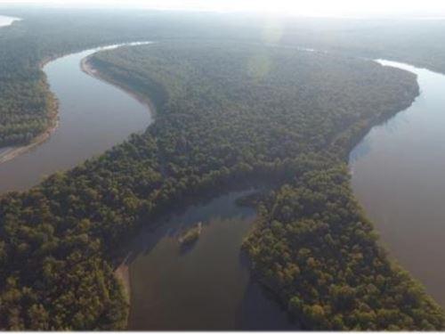One Equity Share Of Montgomery Isla : Dumas : Desha County : Arkansas