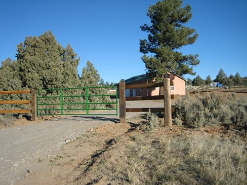 Amazing Home Laguna Vista Sub : Rutheron : Rio Arriba County : New Mexico
