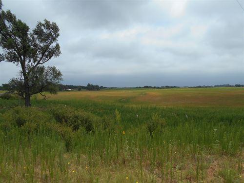 70 Acres M/L Woods County Oklahoma : Carmen : Woods County : Oklahoma