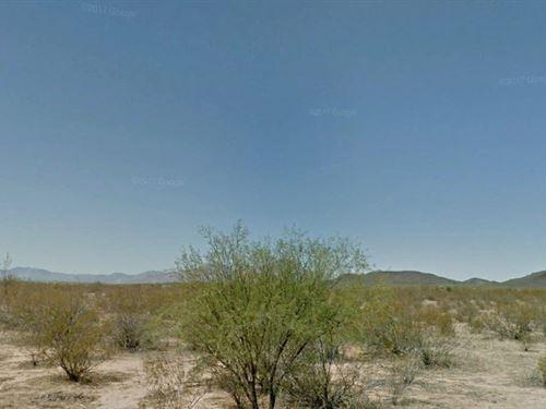 .99 Acre In Pima County, Az : Tucson : Pima County : Arizona
