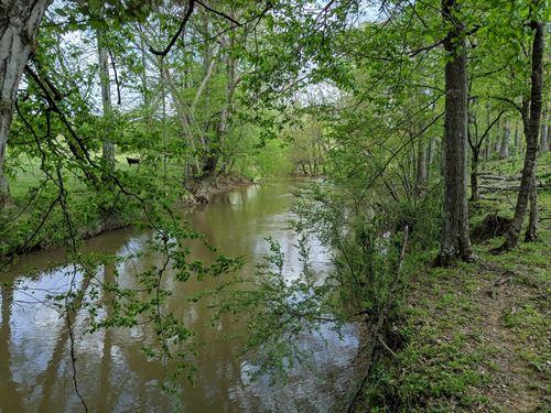 Ohatchee Creek Farm : Ohatchee : Calhoun County : Alabama