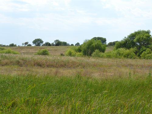 Dueling Ponds 476 : Norwich : Kingman County : Kansas