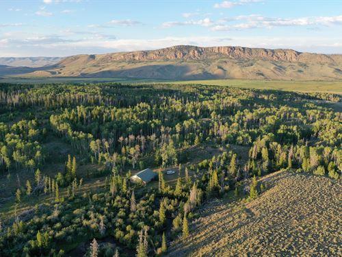 Elk Ridge Ranch : Walden : Jackson County : Colorado