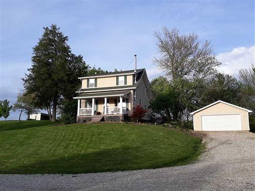 3 Br/1 1/2 BA Home For Sale in Alb : Albia : Monroe County : Iowa