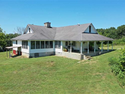92 Acre Farm In Growing Maury, CO : Lewisburg : Maury County : Tennessee