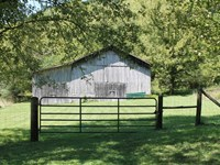 170.72 Acres at The End of Webster : Whitleyville : Jackson County : Tennessee