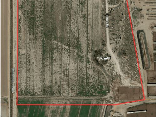 Farm Land, Homesite Electricity : Vado : Dona Ana County : New Mexico