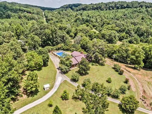 86 Acres Of Whitetail Country : Athens : McMinn County : Tennessee